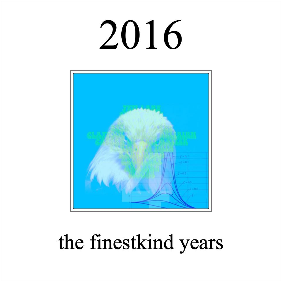 2016 db's finestkind the years vol1...vol5