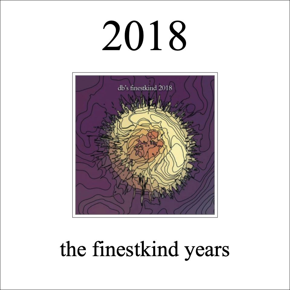 2018 db's finestkind the years vol1...vol6
