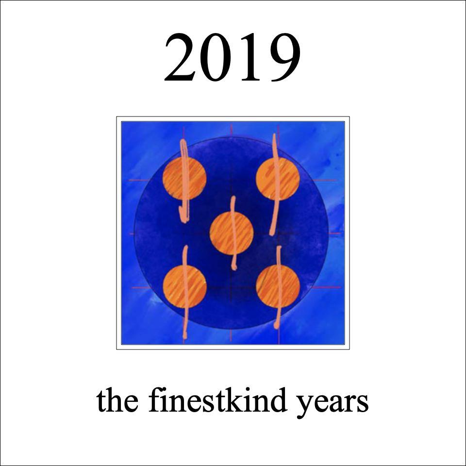 2019 dbs finestkind the years vol1...vol5