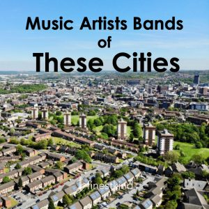 finestkind Music Artists and Bands from these Cities