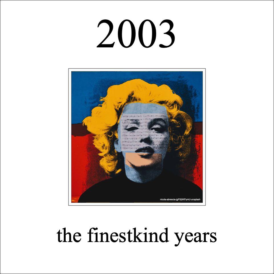 2003 db finestkind
